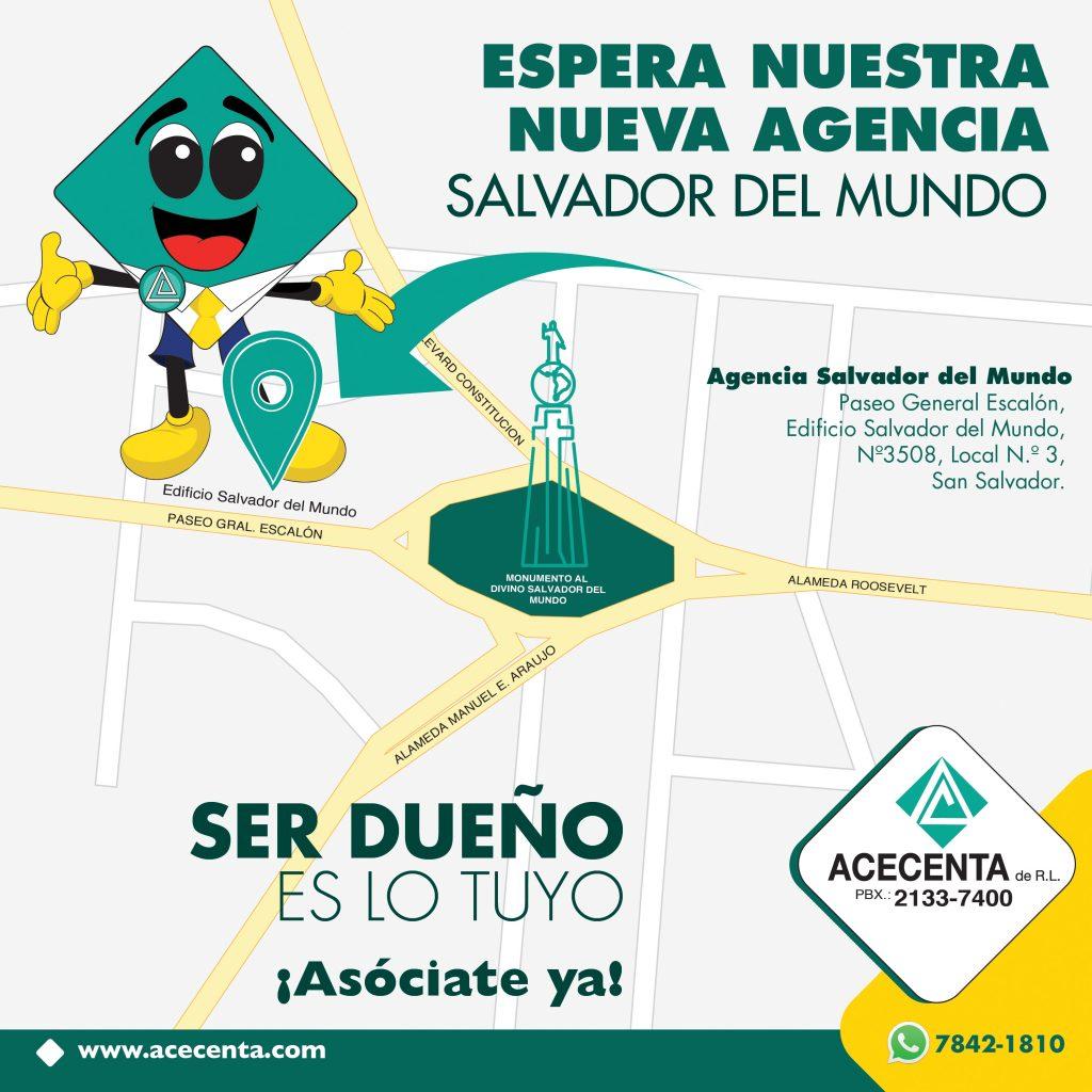 Nueva agencia Acecenta